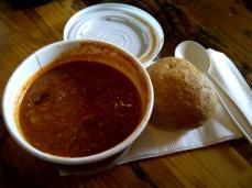 Chili + bun