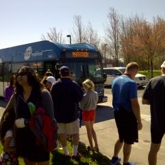 Marathon Shuttle