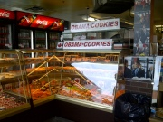 Obama Cookies in Byward Market