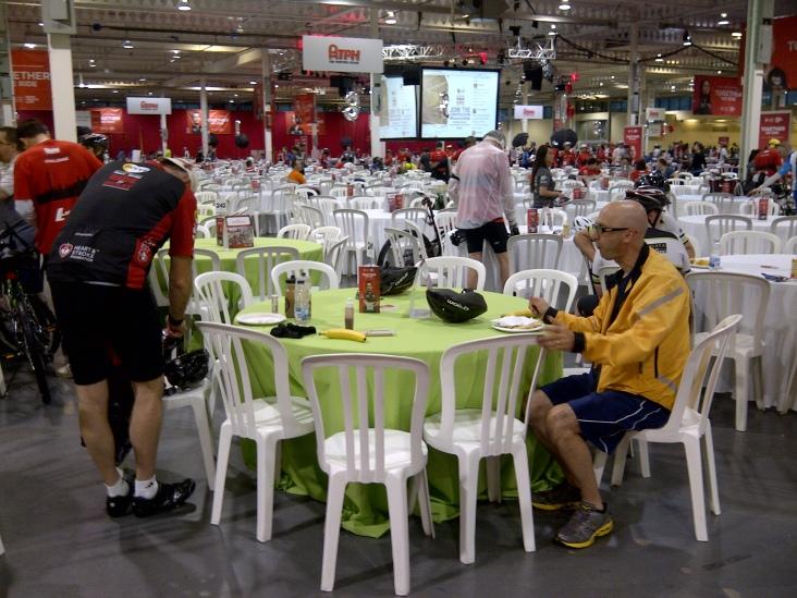 Team Motorola Table (#241)