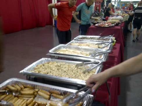 Hot Lunch (Salmon, Beef, Tuna, Sausage)