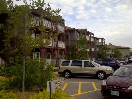 Carriage Ridge Resort - overnight stay