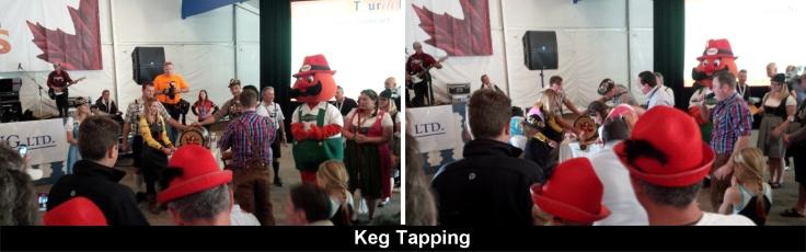 Keg Tapping